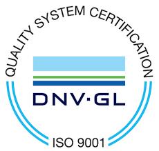 CERTIFICAZIONE UNI EN ISO9001:2008