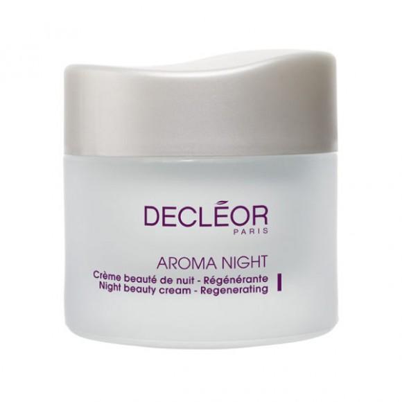 Decleor Aroma Night . Regenerating night cream