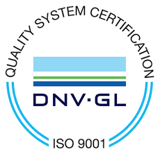 CERTIFICAZIONE UNI EN ISO9001:2015